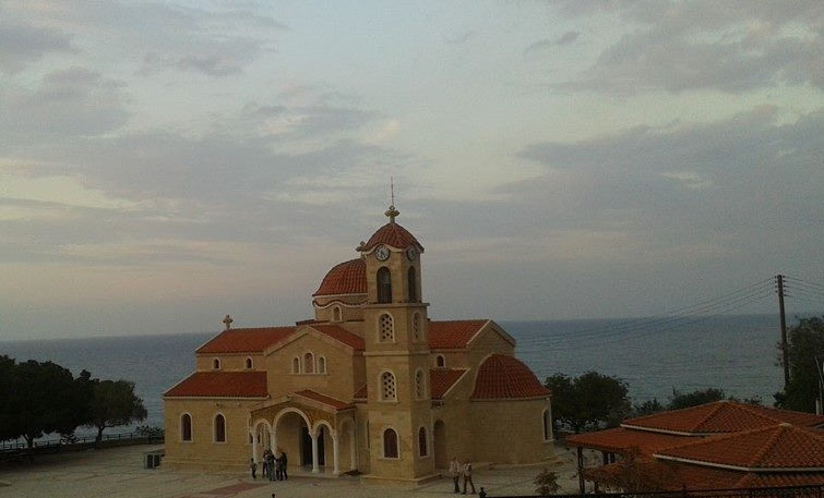 Agios-Rafael-church-at-Pachyammos